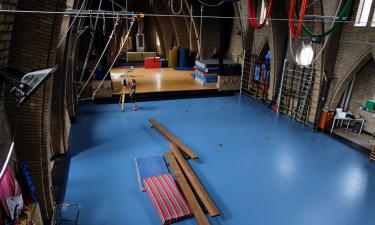 3D laserscanning kapelzaal