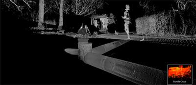 3D scan van riolering